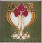 Metric Porcelain Tiles Art Nouveau Walls Floors Kitchen Bathroom ref 36