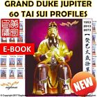 Tai Sui Grand Duke Jupiter God Deity Chinese Astrology Feng Shui Luck Blessing