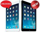 New Apple Ipad Air 1st Gen 32gb Wifi + Cellular (unlocked) Space Gray Or Silver