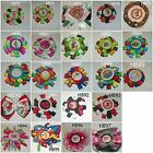 Boutique HANDCRAFT HAIR BOW Retro - Ponys - Huge Variety #1