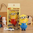 Despicable Me Minion Portable Battery Phone Charger Power Bank 8000mAh cellphone