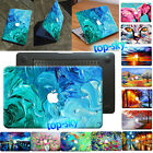 """Oil Pattern Painting Hard Case Cover For Mac Macbook Pro Air 11 13""""15"""" Retina 12"""