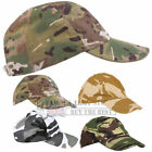 Kids Boys Baseball Cap DPM Camo Army Hat Military Dress Up Costume Soldier
