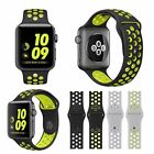 Replacement Silicone Sports Bracelet Strap Watch Band For Apple Watch iwatch