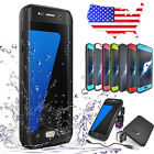 US Waterproof Lifeproof Shockproof Case Cover For Samsung GALAXY S7 S6 Edge Plus