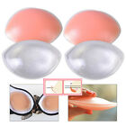 Pair Silicone Gel Bra Push Up Pads Inserts Breast Enhancer Bikini Swimsuit Women