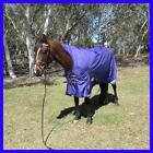 Love My Horse 5'6 - 6'6 1680D 1680g Fill WUG Std Horse Rug Purple