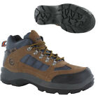 MENS HI-TEC SAFETY COMPOSITE TOE CAP MID-RISE ANKLE HIGH BOOT HIKING TRAIL SHOES