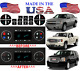 AC Button Repair Kit Dash Replacement For 2007-2013 GM Vehicles Decal Stickers cheap