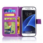 Luxury Soft Flip Leather Card Wallet Protective Case Cover For Samsung Galaxy S3