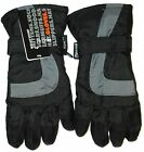 BOYS PADDED 40G THINSULATE GLOVES BLACK GL109