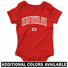 Newfoundland Canada One Piece - Baby Infant Creeper Romper NB-24M - Newfie Gift