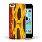 STUFF4 Phone Case/Back Cover for Apple iPhone 5C /Race Track Photo