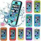 Fingerprint ID Waterproof ShockProof Dirt Case For Apple iPhone 6 6S Plus 5.5""