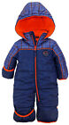 iXtreme Baby Boys Expedition Puffer Winter Snowsuit Pram Bunting Suit