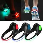 Wholesale LED Sport Shoe Safety Light Clip for Night Runner Jogger Walkers Biker