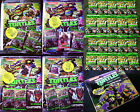 PANINI Teenage Mutant Ninja TURTLES MUTANT MAYHEM Box/Booster/Tüten/Starter Set