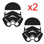 """STORMTROOPER"" Vinyl Decal Sticker Car Decal, Choose Color"