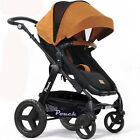 NEW Baby stroller high view pram foldable jogger aluminium bassinet pushchair