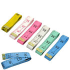 """Prepte Body Measuring Ruler Sewing Cloth Tailor Tape Measure Soft Flat 150cm 60"""""""