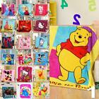 Cartoon Smooth Flannel Blankets Kids Throws Baby Smooth Mats/Rugs Fast Shipping