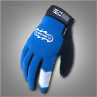Men's Bike Bicycle Gloves Full Finger Windproof Touch Screen Cycling Gloves