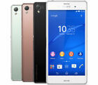4 Colours! Sony Ericsson Xperia Z3 LTE D6603 16GB 20.MP Android Smart Phone