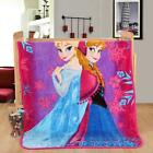Cartoon Flannel Blankets Smooth Kids Throws Baby Mats/Rugs On Sale Free Shipping