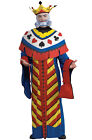 Playing Card King Mardi Gras Adult Costume