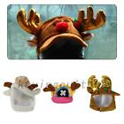 Creative Pet Cat Dog Cap Hat For Puppy Animal Christmas Reindeer Costume