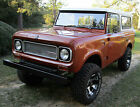 1969 International Harvester Scout Base