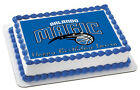 Orlando Magic - Edible Cake Topper OR Cupcake Topper, Decor on eBay