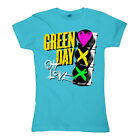 GREEN DAY - RED LIGHT LOVE - OFFICIAL WOMENS T SHIRT