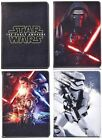 Case/Cover Star Wars Apple iPad 2/3/4 Air 2 Mini / Folding Flip PU Leather Stand £18.95 GBP