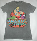 PRIMARK THE MASTERS OF THE UNIVERSE HE-MAN MENS T SHIRT TEE TOP UK  XS or SMALL