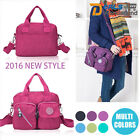 New Fashion Women Casual Shoulder Handbag Travel Men Messenger Cross Body Nylon