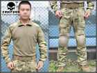 EMERSON Gen2 Combat Suit &Pants Uniform Set A-TACS FG Military Airsoft EM6922