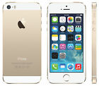 New Overstock Apple iPhone 5s 16GB Gold Silver or Gray GSM Factory Unlocked