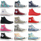 Converse Chucks All Star HI CT Trainers Shoes Damen Size 36-42 NEW