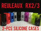 Silicone Case Shield Sleeve for the Reuleaux RX2/3 150W/200W TC Mod by Wismec
