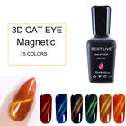 vts 3d cat eye magnetic gel nail