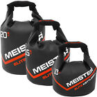 MEISTER PORTABLE SAND KETTLEBELL - 10/15/20 LB Elite Weight Sandbag Soft Dumbell