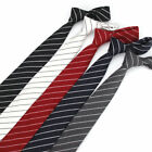 Vintage 6CM Men's Cotton Neck Ties Slim Striped Necktie Wedding Party Tie Cravat