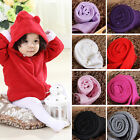 Sale Baby Toddler Infant Kids Girls Solid Warm Tights Stockings Pantyhose Pants