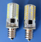 E12 Candelabra C7 LED Bulb Fit Sewing Machine 64-3014 SMD Light Silicone  #1