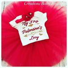 BABY VALENTINES DAY OUTFIT , BABY CLOTHES , BABY GIRL OUTFIT , BABY OUTFIT SET