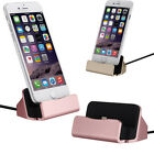 Desktop Station Charger & Sync Dock Cradle Charging Holder For iPhone 5 6 7 Plus