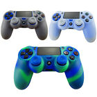 For Playstation 4 PS4 Controller Silicone Rubber Skin Cover Protective Gel Case