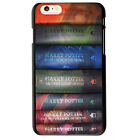 Harry Potter Books Series Soft TPU Case Cover For iphone X 6s 7 8 Plus 5S S6 S7
