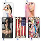 Nicki Minaj Sexy Collage Soft TPU Case Cover For iphone 6 6S 7 8 Plus 5S 5C